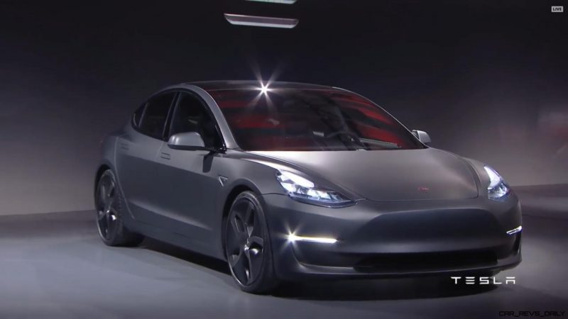Tesla Model 3 - Launch Video Stills 21