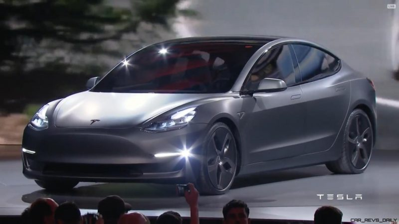 Tesla Model 3 - Launch Video Stills 25