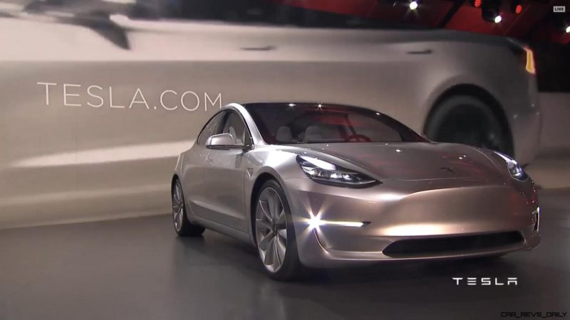 Tesla Model 3 - Launch Video Stills 27