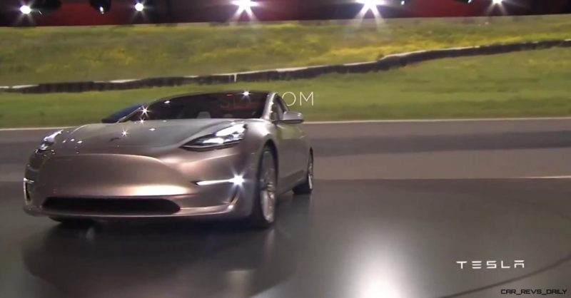 Tesla Model 3 - Launch Video Stills 28