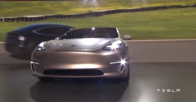 Tesla Model 3 - Launch Video Stills 31