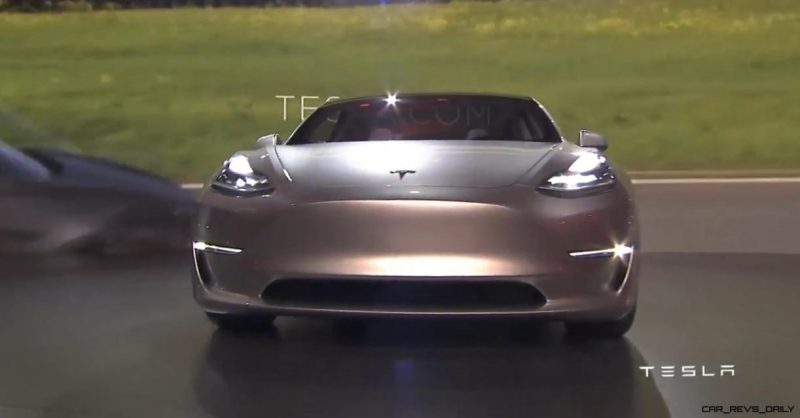 Tesla Model 3 - Launch Video Stills 35