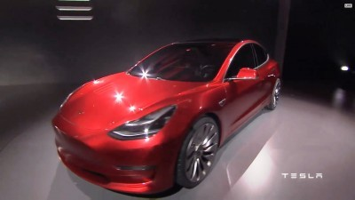 Tesla Model 3 - Launch Video Stills 4