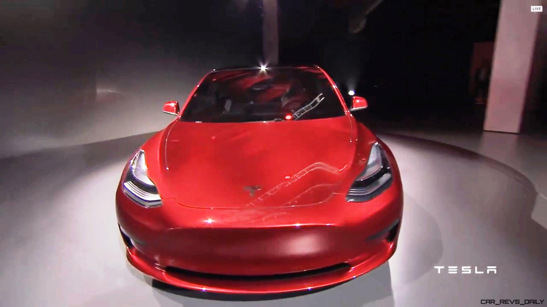 2018 TESLA Model 3 - Design Analysis, 50 Images and ...