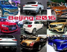 BEIJING 2016 – Analysis: State of the Chinese Car Industry + Top 12 Global-Brand Debuts
