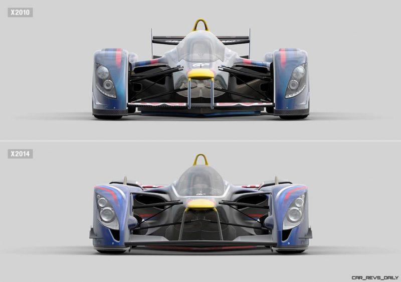 Standard Vs Full Size Car >> Gran Turismo Red Bull X2014 Fan Car - Genius Racer... Now ...