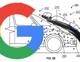 Google Giggle: Latest Automotive Patent Is Human Cow-Catcher – By Carl Malek