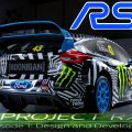 VIDEO: 2017 Ford Focus RS RX - Project RX Episode 1 - Design and Development