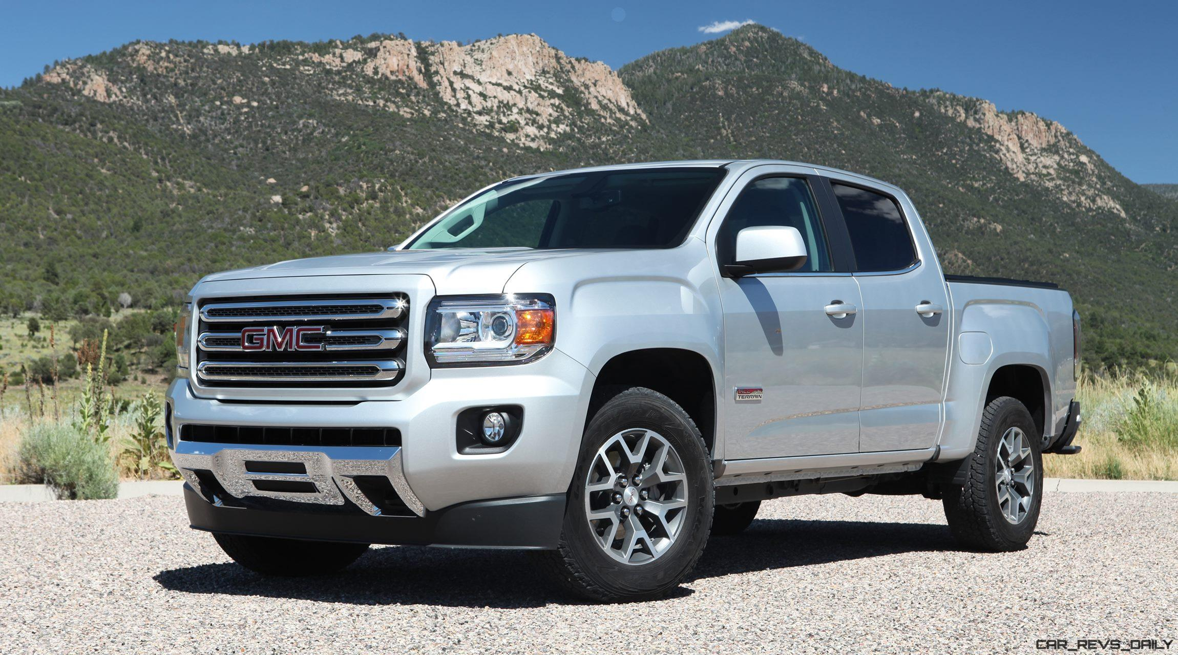 Gmc Canyon All Terrain >> Drive Review - 2016 GMC CANYON DuraMax SLT 4WD - By Ben Lewis