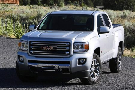 Drive Review 2016 Gmc Canyon Duramax Slt 4wd By Ben Lewis