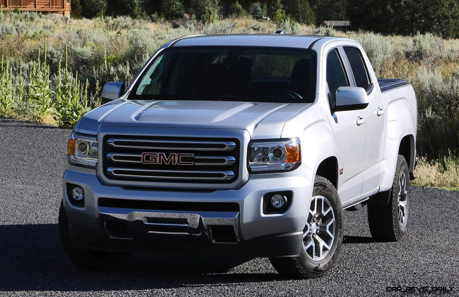 Drive Review - 2016 GMC CANYON DuraMax SLT 4WD - By Ben Lewis » CAR SHOPPING