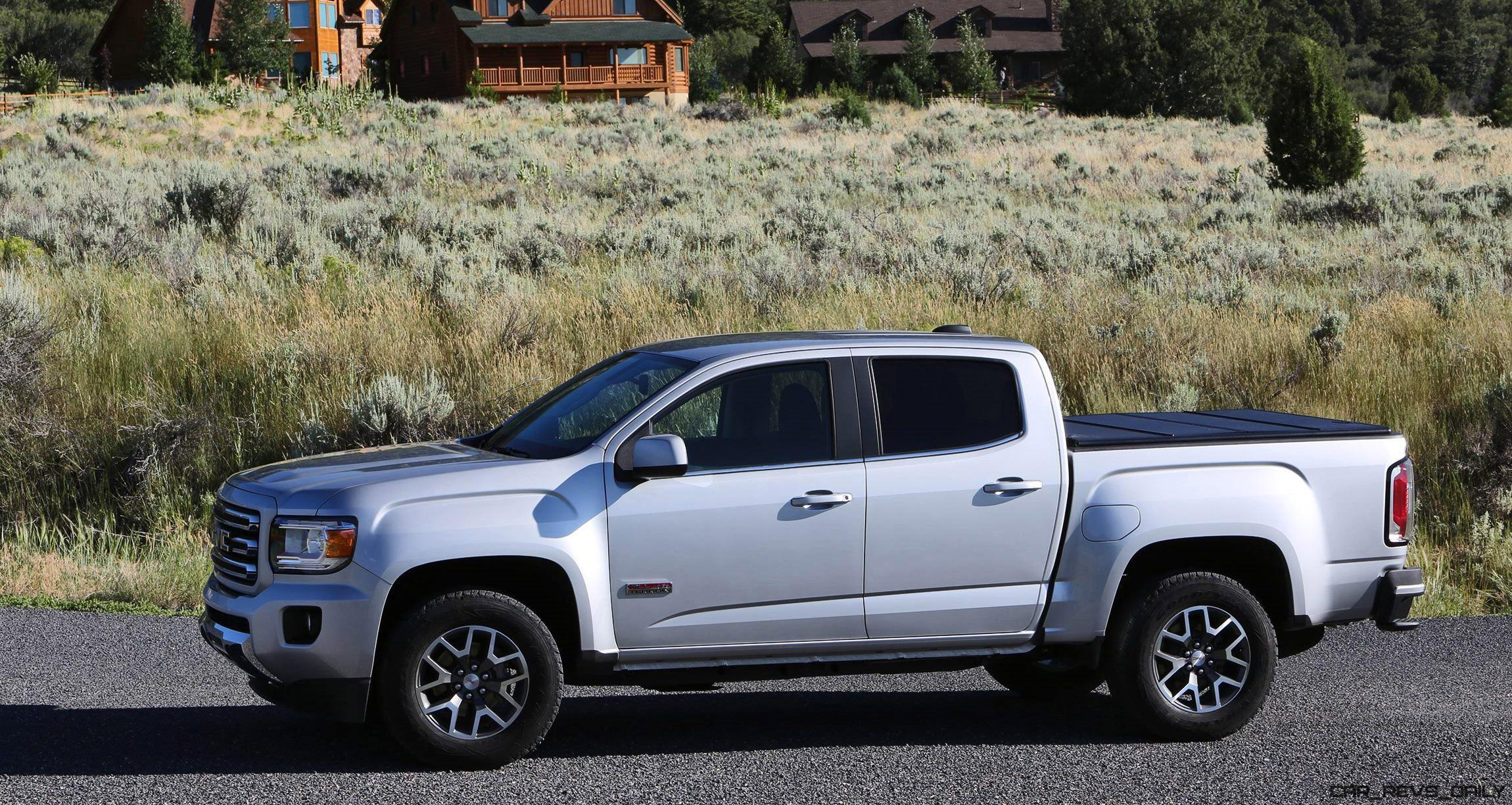 Drive Review - 2016 GMC CANYON DuraMax SLT 4WD - By Ben Lewis