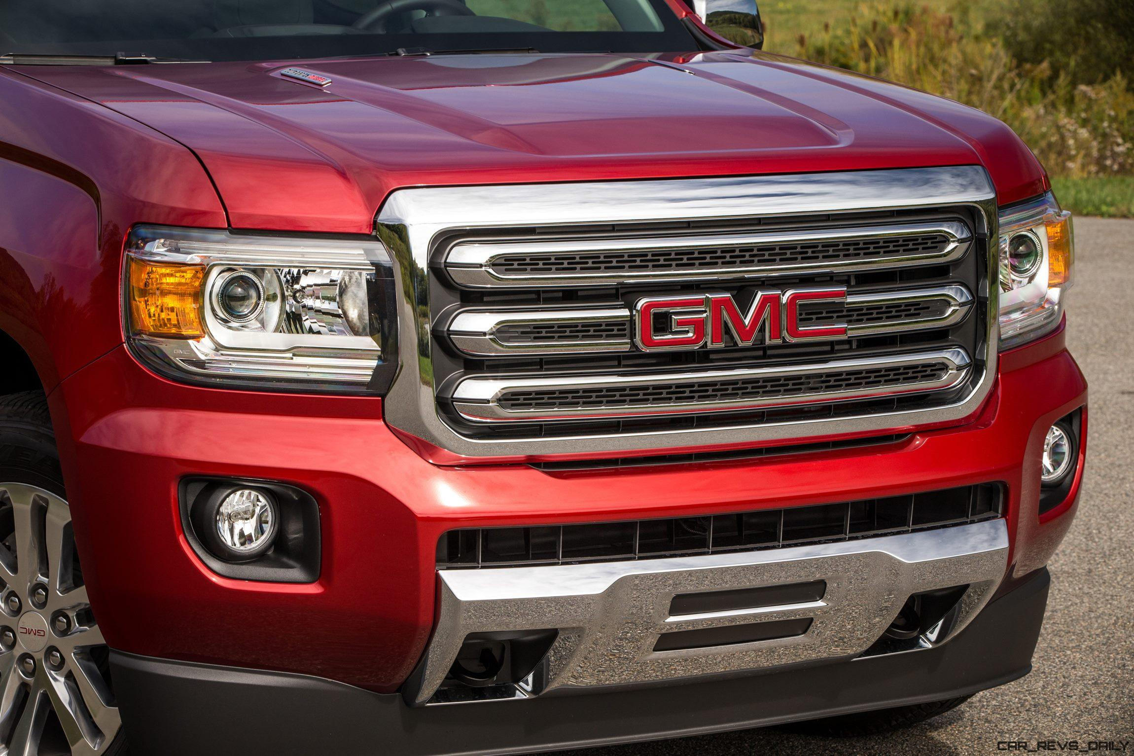 drive review 2016 gmc canyon duramax slt 4wd by ben lewis car revs. Black Bedroom Furniture Sets. Home Design Ideas