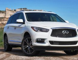 Road Test Review – 2016 Infiniti QX60 AWD – By Tim Esterdahl