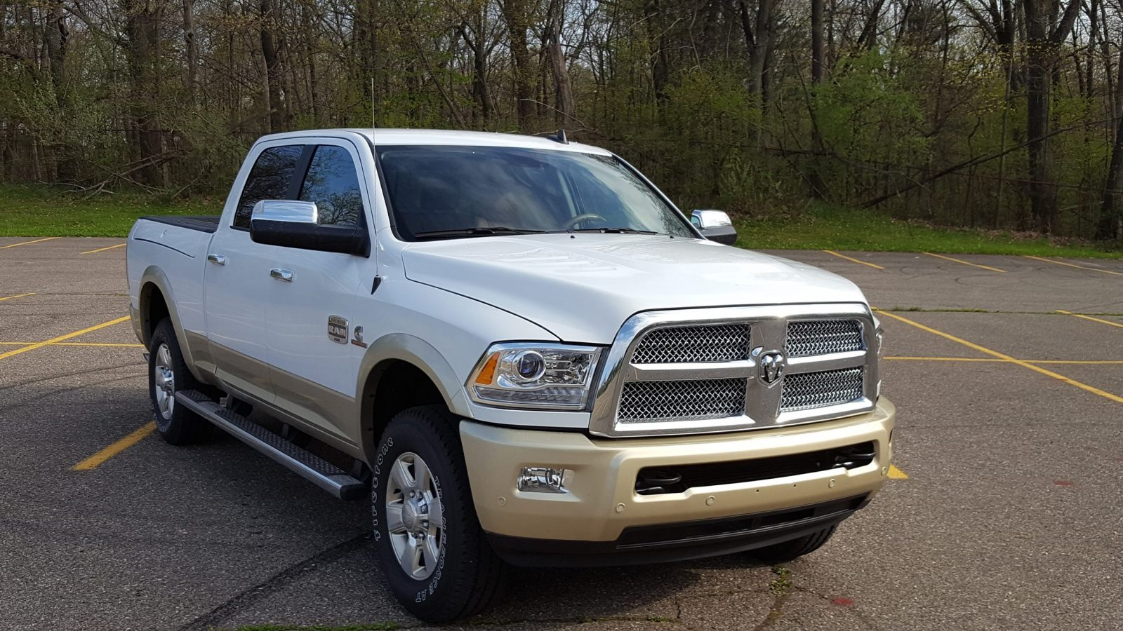 Dodge Ram Longhorn 2015 >> Drive Review - 2016 RAM 2500 Laramie Longhorn 4x4 - By Carl Malek » Car-Revs-Daily.com