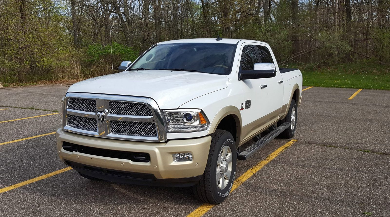 drive review 2016 ram 2500 laramie longhorn 4x4 by carl malek car revs. Black Bedroom Furniture Sets. Home Design Ideas