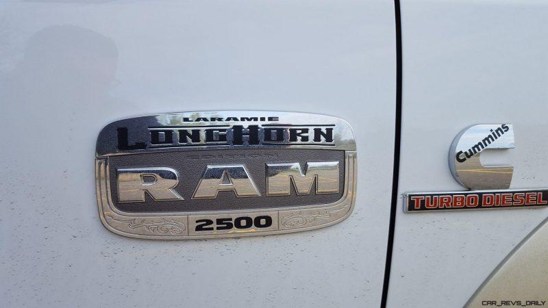 2016 Ram 2500 Laramie Longhorn 4x4 7
