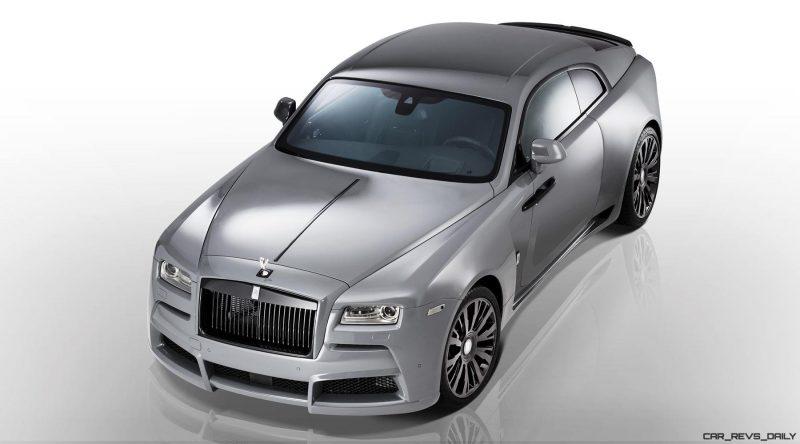 2016 SPOFEC Rolls Royce Wraith OVERDOSE 1