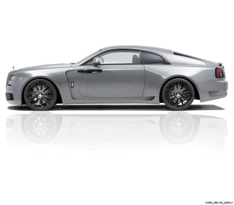 2016 SPOFEC Rolls Royce Wraith OVERDOSE 10