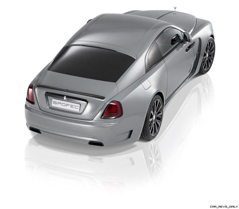 2016 SPOFEC Rolls Royce Wraith OVERDOSE 12
