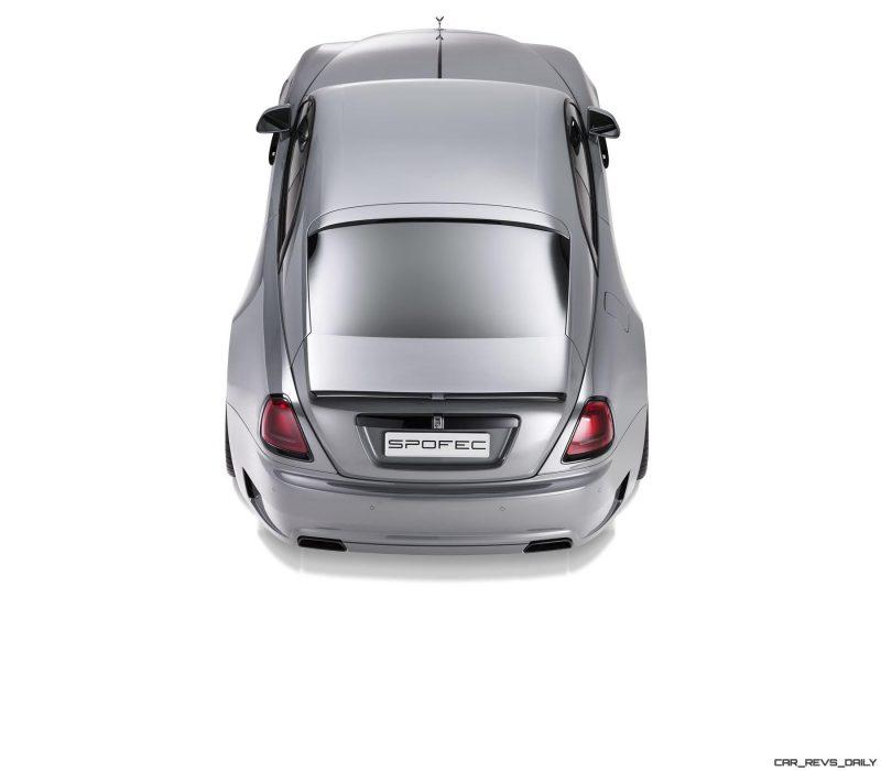 2016 SPOFEC Rolls Royce Wraith OVERDOSE 14