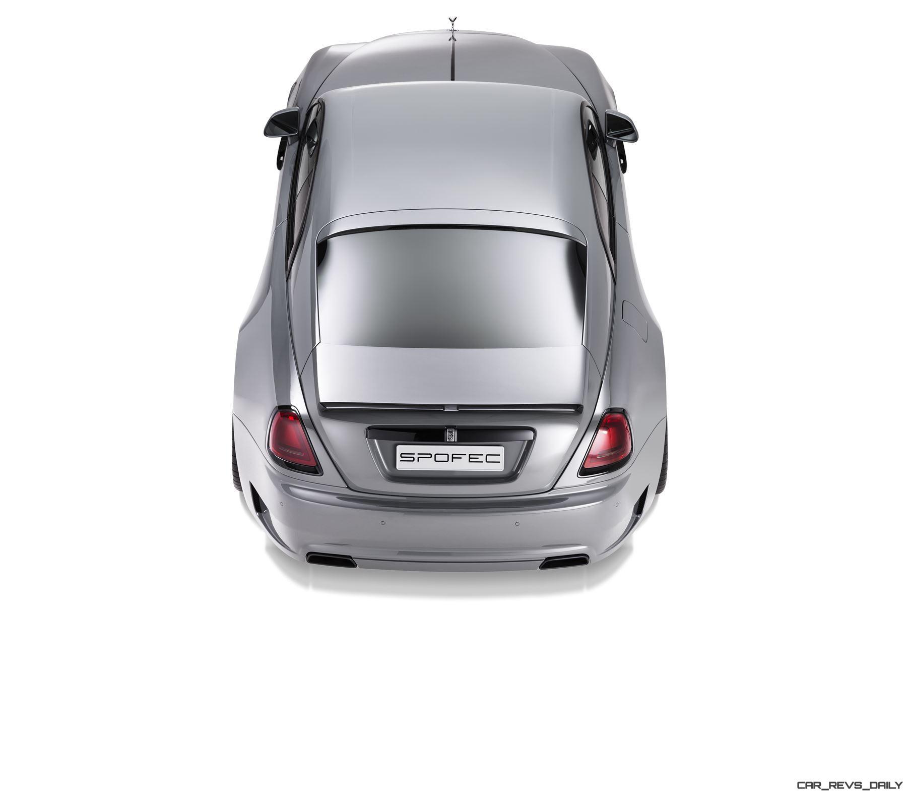 2016 Rolls Royce Wraith Camshaft: 2016 SPOFEC Rolls Royce Wraith OVERDOSE