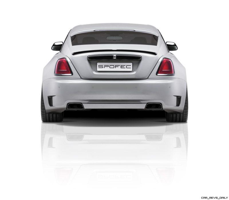 2016 SPOFEC Rolls Royce Wraith OVERDOSE 16