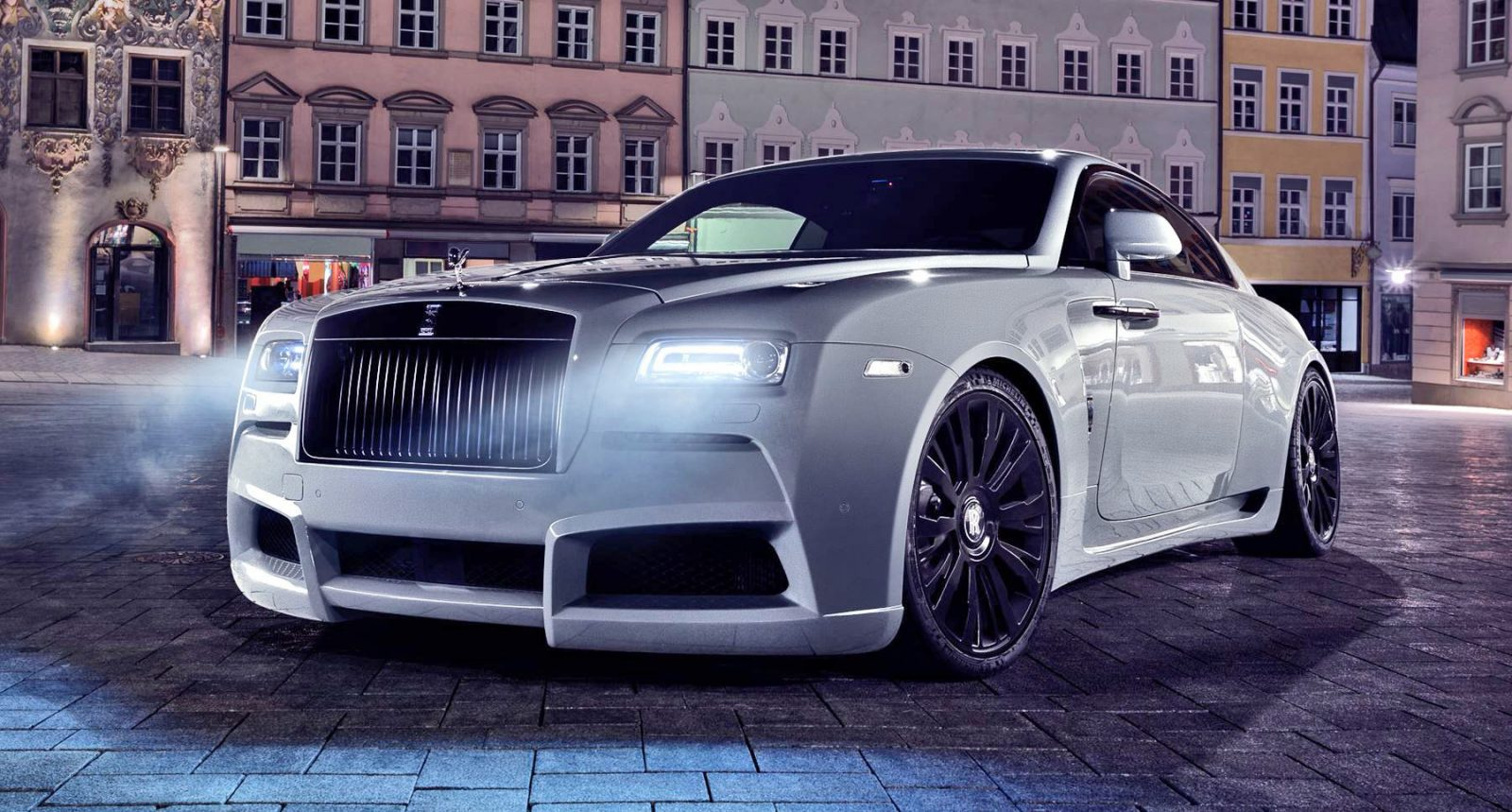 2019 Rolls Royce Dawn >> 2016 SPOFEC Rolls Royce Wraith OVERDOSE - 717HP Widebody Dream!