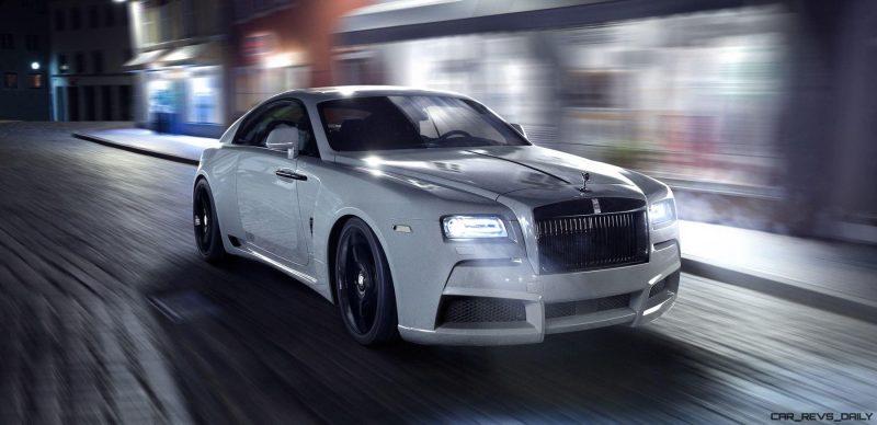 2016 SPOFEC Rolls Royce Wraith OVERDOSE 18
