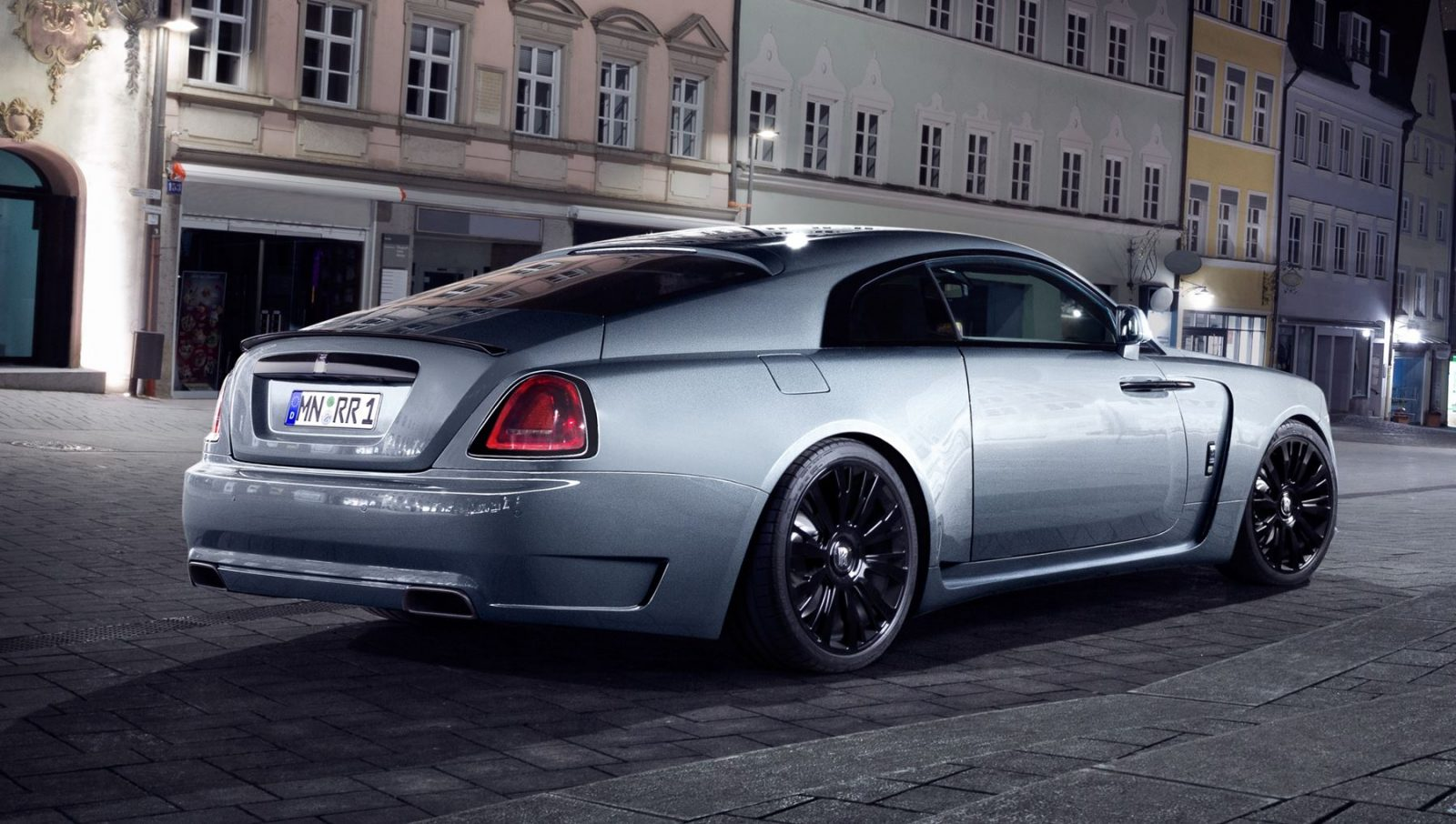 2016 spofec rolls royce wraith overdose 717hp widebody dream. Black Bedroom Furniture Sets. Home Design Ideas
