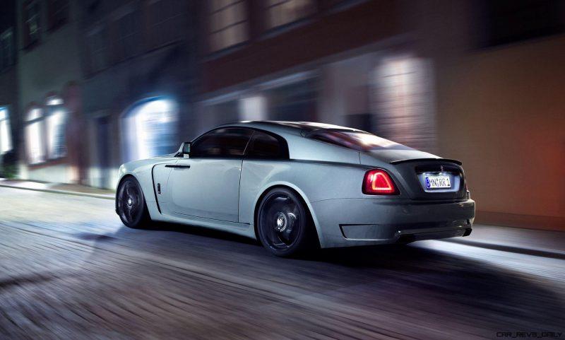 2016 SPOFEC Rolls Royce Wraith OVERDOSE 22
