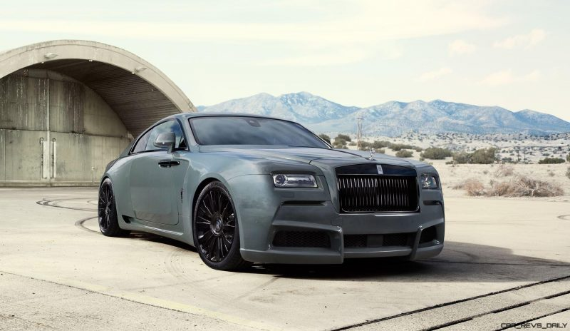 2016 SPOFEC Rolls Royce Wraith OVERDOSE 23