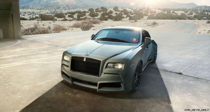2016 SPOFEC Rolls Royce Wraith OVERDOSE 25
