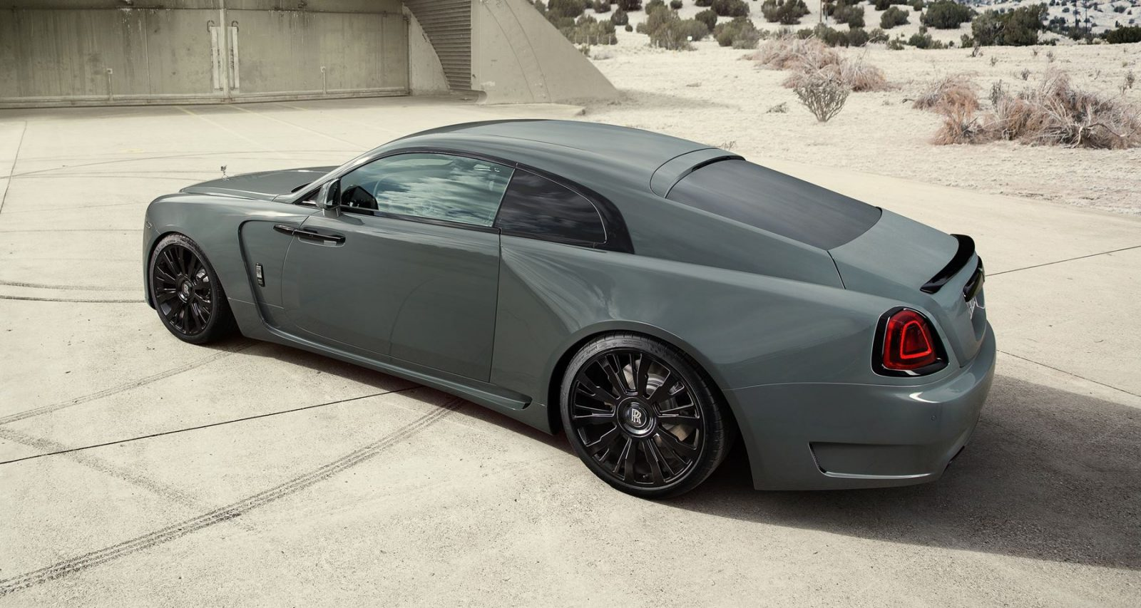 Rolls Royce Wraith Accessories >> 2016 SPOFEC Rolls Royce Wraith OVERDOSE - 717HP Widebody Dream!