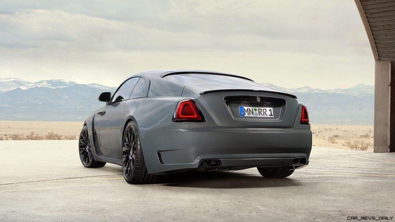 2016 SPOFEC Rolls Royce Wraith OVERDOSE 27