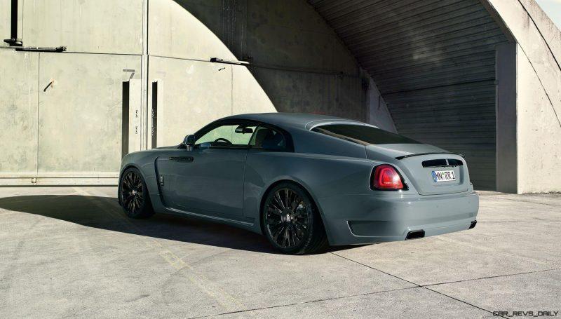 2016 SPOFEC Rolls Royce Wraith OVERDOSE 28