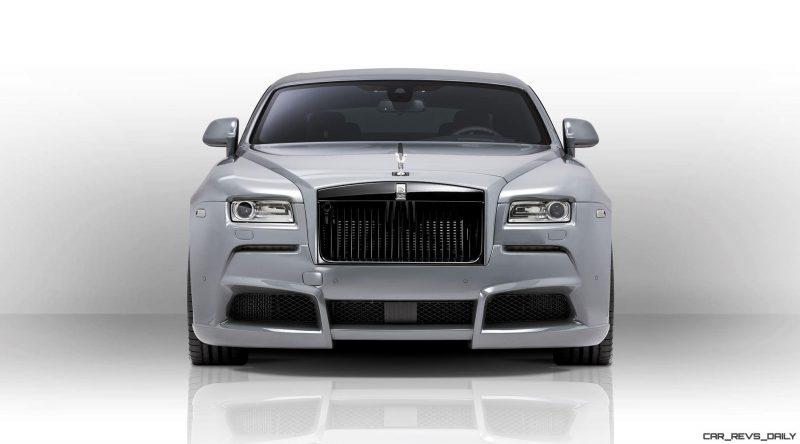 2016 SPOFEC Rolls Royce Wraith OVERDOSE 5