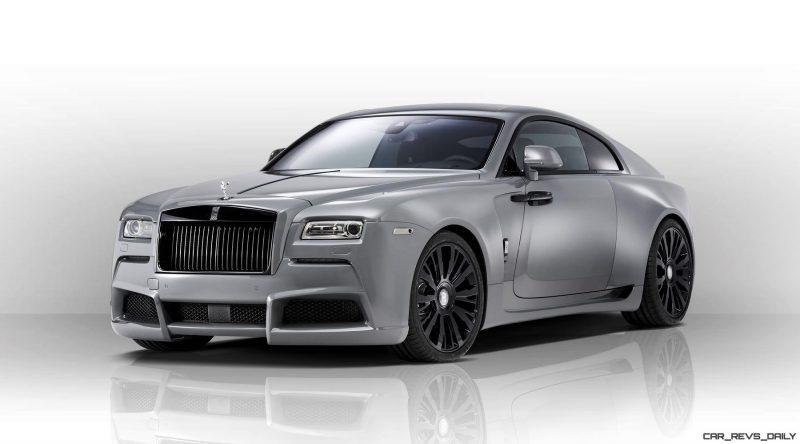 2016 SPOFEC Rolls Royce Wraith OVERDOSE 7