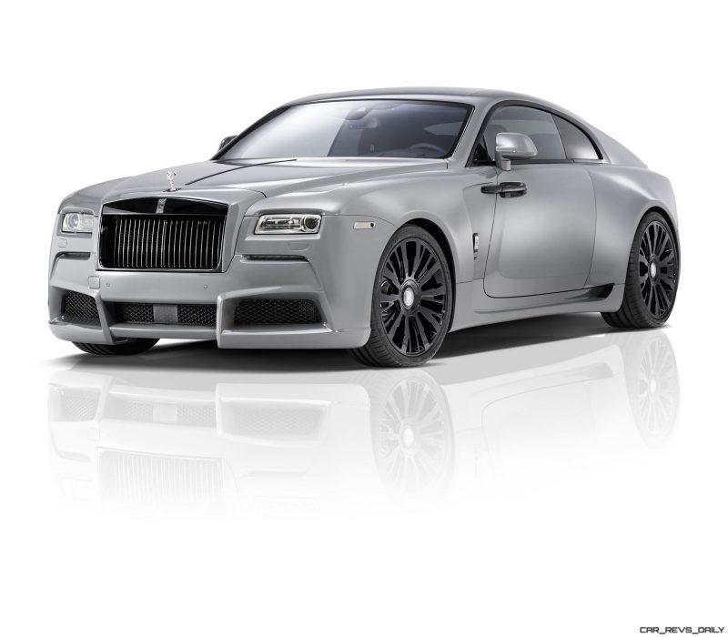 2016 SPOFEC Rolls Royce Wraith OVERDOSE 8