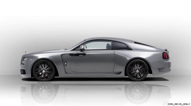2016 SPOFEC Rolls Royce Wraith OVERDOSE 9