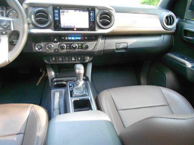 2016 Toyota TACOMA Limited 4x4 DoubleCab 13