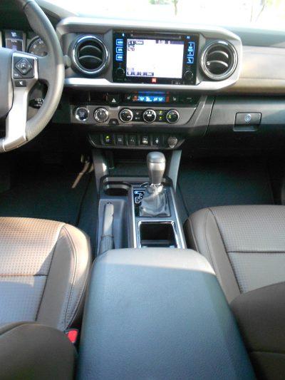 2016 Toyota TACOMA Limited 4x4 DoubleCab 14