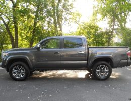 "Road Test Review – 2016 Toyota TACOMA Limited 4×4 DoubleCab – By Ken ""Hawkeye"" Glassman"