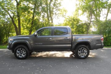 "Road Test Review - 2016 Toyota TACOMA Limited 4x4 DoubleCab - By Ken ""Hawkeye"" Glassman"
