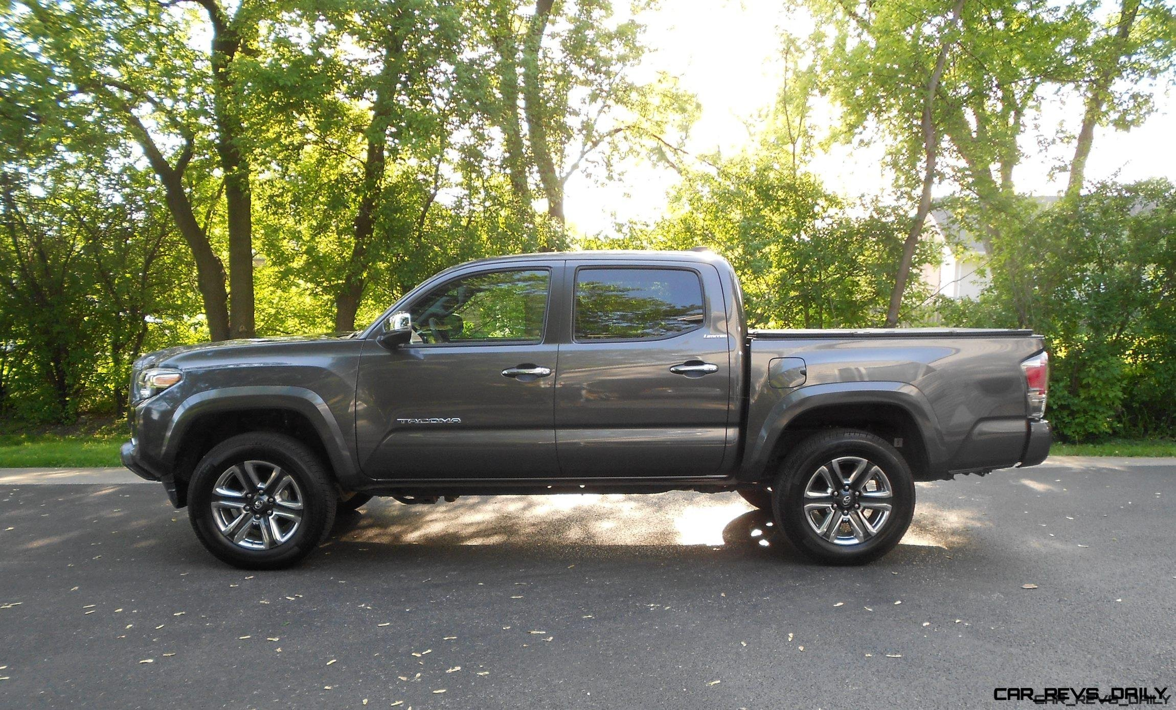 Road Test Review - 2016 Toyota TACOMA Limited 4x4 ...