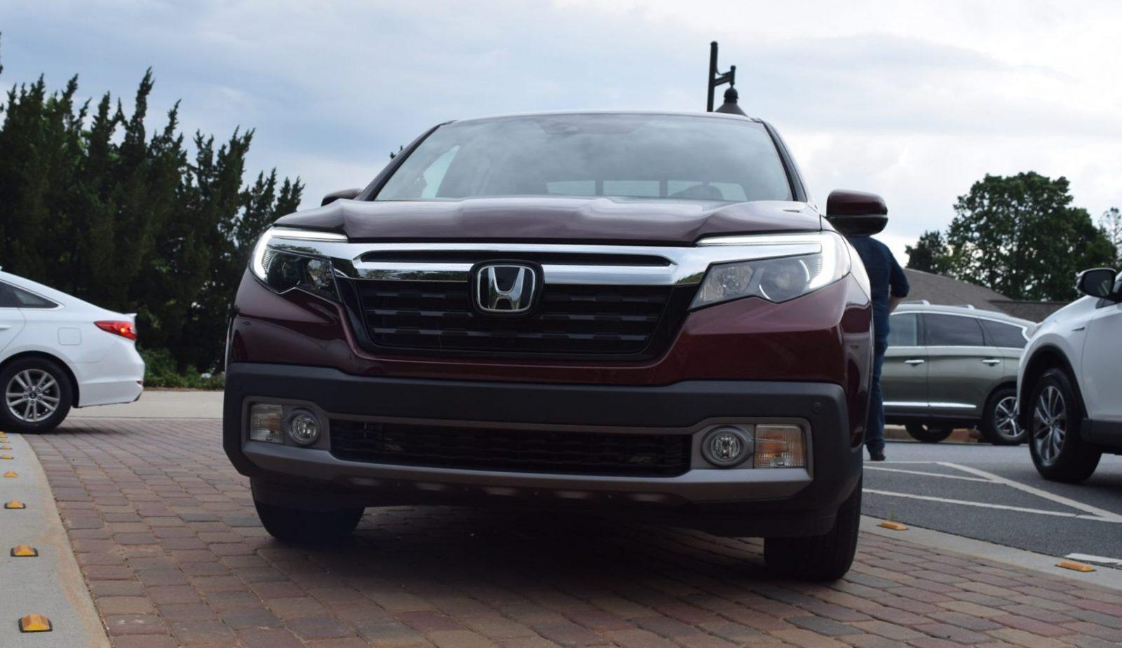 2017 Honda RIDGELINE RTL-E - SpeakerBed Stereo Intro and ...