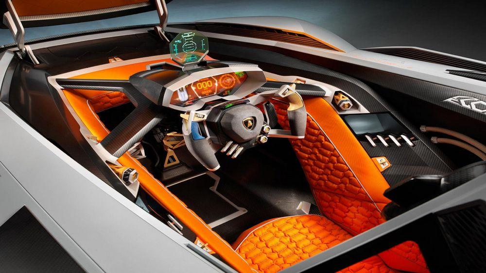 7 of the craziest looking dashboards and interiors by scott huntington. Black Bedroom Furniture Sets. Home Design Ideas