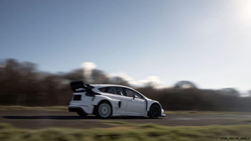 VIDEO: 2017 Ford Focus RS RX - Project RX Episode 1 - Design and Development VIDEO: 2017 Ford Focus RS RX - Project RX Episode 1 - Design and Development VIDEO: 2017 Ford Focus RS RX - Project RX Episode 1 - Design and Development