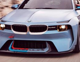 2016 BMW 2002 Hommage Concept Slides Into Villa d'Este + VIDEO!