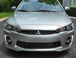 "Drive Review – 2016 Mitsubishi Lancer 2.4 SEL AWC – By Ken ""Hawkeye"" Glassman"
